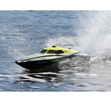 "HydroPro Inception Brushless Powered Deep Vee Racing Boat 950mm (37"") (RTR)"