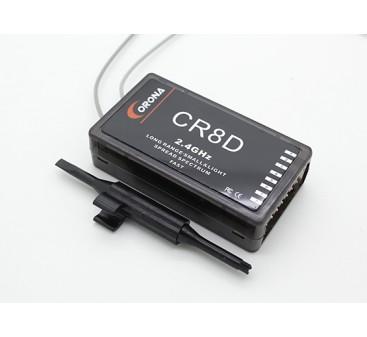Corona 2.4Ghz 8ch Receiver (V2 DSSS)