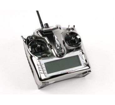 JR XG11MV 11ch Modular Transmitter with TG2.4XP DMSS Module & RG712BX Receiver (Mode 2)