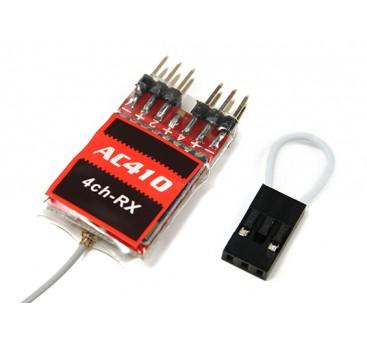 KS-SERVO AC410 4ch FRSKY ACCST Compatible Receiver