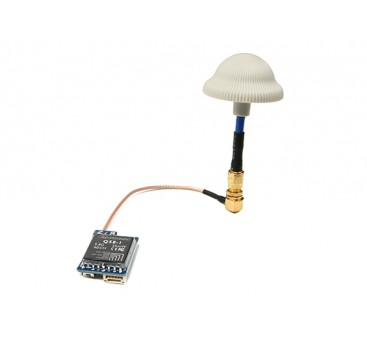 Quanum Q58-1 40 Channel 25mw FPV Transmitter