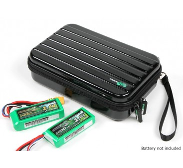 Hard Shell Carrying Case for 1400mah 3s Battery