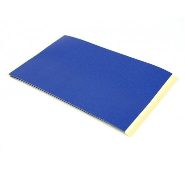 Turnigy Blue 3D Printer Bed Tape Sheets 235 x 155mm (20pcs)