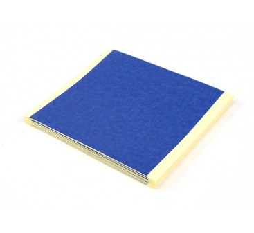 Turnigy Blue 3D Printer Bed Tape Sheets 85 x 85mm (20pcs)