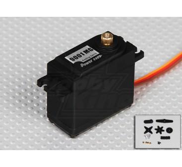 Power HD 9001MG Metal Gear Servo 9.8kg / 0.14sec / 56g