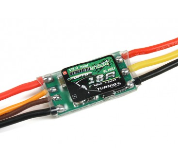 Turnigy Multistar Mini 18A V2 ESC w/ BLHeli (OPTO)
