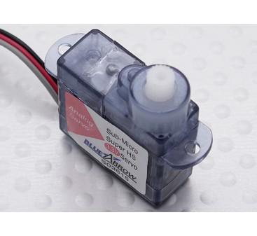 Blue Arrow High Speed Micro Servo 20T 0.18kg / 0.10sec / 3.9g