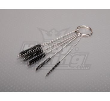 5pc Rigid Cleaning Brush Set