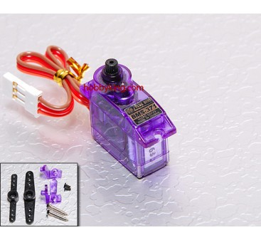 BMS-371 Micro Servo 1.5kg / .12sec / 8.4g