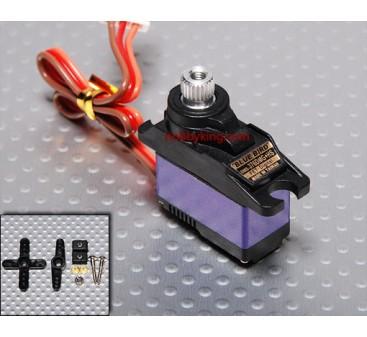 BMS-376DMG+HS Mini Digital Servo MG 1.6kg / .13sec / 12g