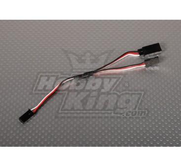 Custom Y Cable for Throttle Logging (CAB-Y-1)