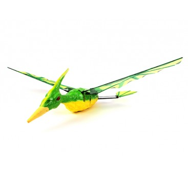 Pterodactyl Ornithopter EPP Composite 1300mm Green (RTF) (Mode2) (US Plug)