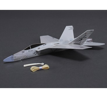 Freeflight F-18 Hornet w/Catapult Launcher 360mm Span