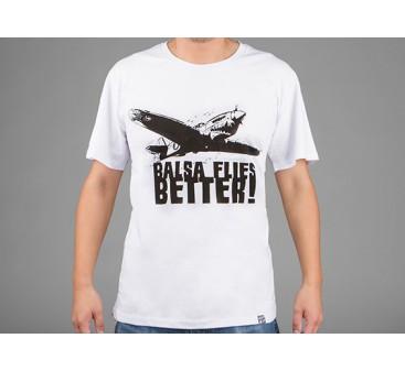 HobbyKing Apparel Balsa Flies Better Cotton Shirt (XXL)