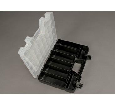 Plastic Multi-purpose Organizer 2 Tray 34 Compartment