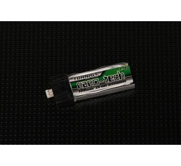Turnigy nano-tech 130mah 1S 25~40C Lipo Pack (Kyosho, Eflite, Parkzone)