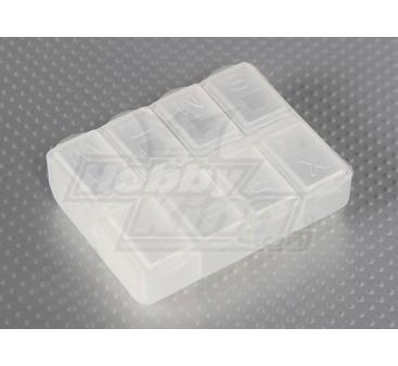 Parts Boxes (PP Transparent) (1pc/Bag)