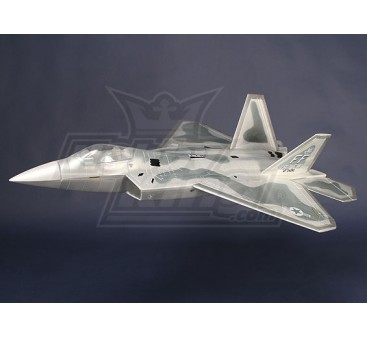F-22 Fighter Jet EPO 70mm EDF (ARF)