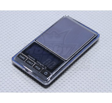 Stainless Steel Digital Pocket Scale