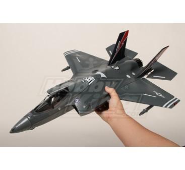 Mini EDF Fighter Jet EPO 488mm (PNF)