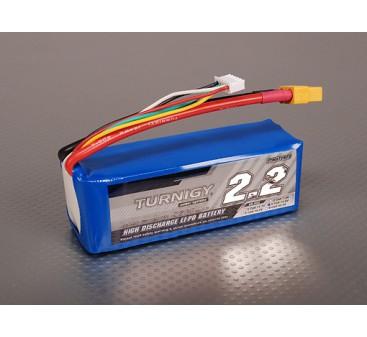 Turnigy 2200mAh 4S 40C Lipo Pack