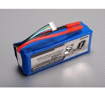 Turnigy 5000mAh 5S 25C Lipo Pack