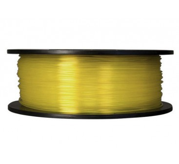 CoLiDo 3D Printer Filament 1.75mm PLA 1KG Spool (Translucent Yellow)