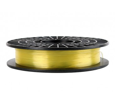 CoLiDo 3D Printer Filament 1.75mm PLA 500G Spool (Translucent Yellow)