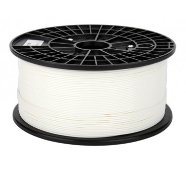 CoLiDo 3D Printer Filament 1.75mm ABS 1KG Spool (White)