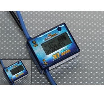 HobbyKing X1 Wattmeter & Voltage Analyzer