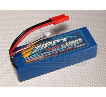 ZIPPY 4000mAh 3S1P 30C Hardcase Pack