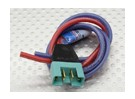 PowerBox MPX - PIK Male 1.5mm wire 30cm