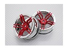 1:10 Scale High Quality Touring / Drift Wheels RC Car 12mm Hex (2pc) CR-FFR