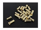 3.5mm Gold Compact Connector (10pairs)
