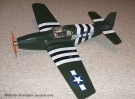 Park Scale Models Whim Series P-51C Mustang