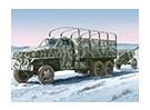 Italeri 1/35 Scale Lend Lease U.S.Truck with ZIS-3 Gun Plastic Model Kit