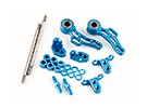 Active Hobby OTA-R31/GPX Rear Link Suspension Kit (Blue)