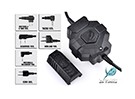 Z Tactical Z123 Ztac style Wireless PTT (Motorola 2-pin)