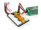 HobbyKing™ Parallel Charging Board for 6 Packs 2~4S (XT30)