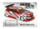 BLITZ Mini GTI Body Shell (225mm) (0.8mm)