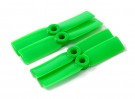DYS T3030-G 3x3 CW/CCW (pair) - 2 pairs/pack Green