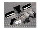 RJX Flybarless Head Assembly Trex 500 / HK500