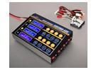 HobbyKing™ Quattro 4x6S Lithium Polymer Multi Charger