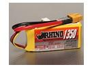 Rhino 1350mAh 3S 11.1v 25C Lipoly Pack