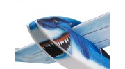 H-King Shark EPP 1420mm (Kit) - Teeth