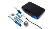 Turnigy 947-III Portable Electric Soldering Iron Set (EU plug) - components