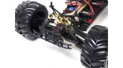 JLBRacing Cheetah 1/10 4WD Brushless Off-road Truggy (RTR) - stearing