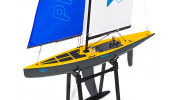 """Phantom Sailboat 1890mm (74.4"""") (Almost Ready To Sail) - stand"""