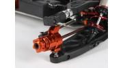 BSR Berserker 1/8 Electric Truggy Updated (Kit) - Steering blocks