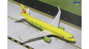 Gemini Jets S7 Siberia Airlines Airbus A320-200(S) (Sharklets)